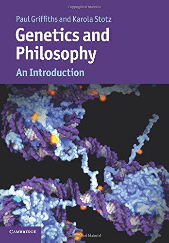 Genetics and Philosophy: An Introduction (Cambridge Introductions to Philosophy and Biology) por Paul Griffiths