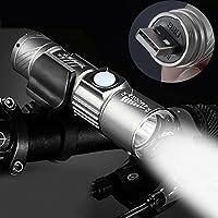 10000LM Lampe Taschenlampen Taschenlampe LED Stift T6 CREE-Wiederaufladbare USB