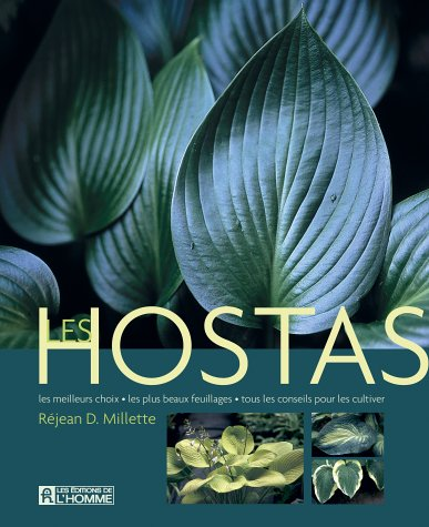 Les Hostas par Rejean D. Millette