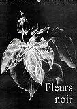 Fleurs noir (Wandkalender 2018 DIN A2 hoch): Fleurs Noir - ist ein künstlerischer Streifzug mit Kreidestift auf koloriertem, leinenstrukturiertem ... ... [Kalender] [Apr 01, 2017] Küster, Friederike