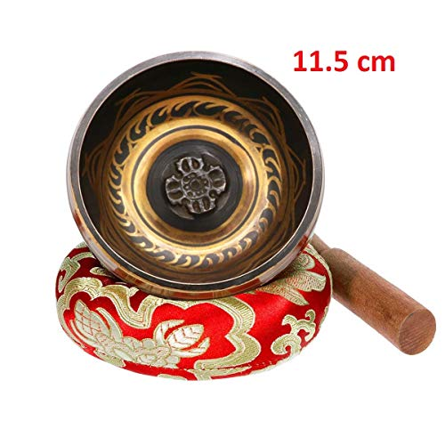 Exqline Cuenco Tibetano Hecho Mano 11.5cm