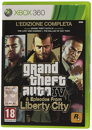 Foto Grand Theft Auto IV Edizione Completa