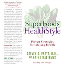 SuperFoods Audio Collection CD: Featuring Superfoods Rx and Superfoods Healthstyle
