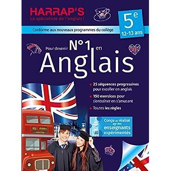 HARRAP S numéro 1 en anglais 5e