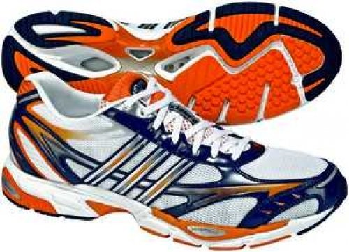 Adidas adiZero CS / 043430 Farbe: white/indigo/orange