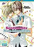 Sentiments Non-Identifiés - Livre (Manga) - Yaoi