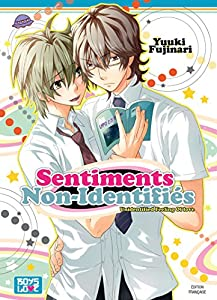 Sentiments Non-Identifiés Edition simple One-shot