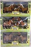 Applegate Granjas reunida Conjunto de caballos - Look and Feel realista