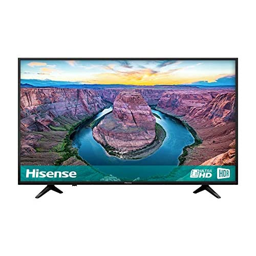 51JWV7xVTtL. SS500  - Hisense 4K Ultra HD Smart TV - Black