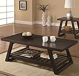 Ikiriya Solid wood CTW27 Coffee Table (Offer: Bean Bag cover free)