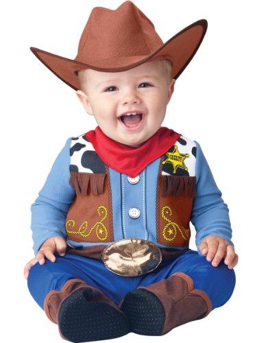 Costume cowboy per bebè - Premium 0 à 6 mois