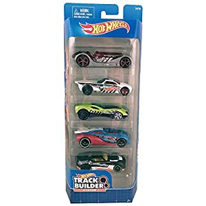 Hot Wheels 5 Car Gift Pack Ferrari