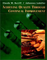 Quality Improvement (Spie Proceedings Series; 3261)