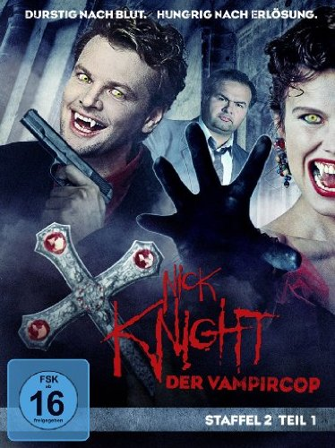 Nick Knight, der Vampircop - Staffel 2, Teil 1 [3 DVDs]