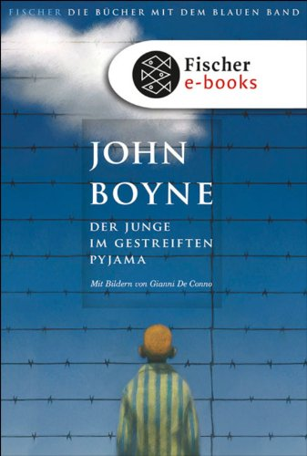 Buchseite und Rezensionen zu 'Der Junge im gestreiften Pyjama (Die Bücher mit dem blauen Band)' von John Boyne