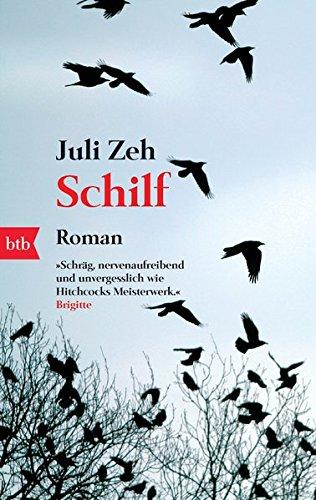 Buchseite und Rezensionen zu 'Schilf: Roman' von Juli Zeh