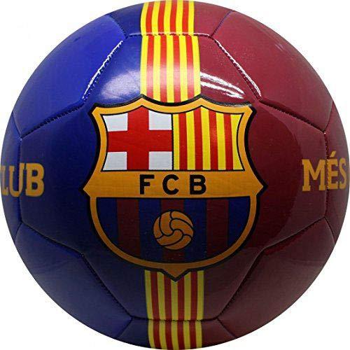 FCBARCELONA Balón Fútbol Unisex Infantil