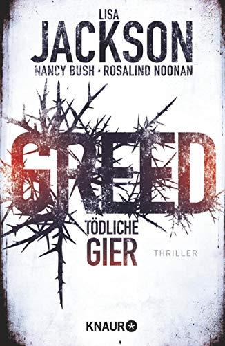 Greed - Tödliche Gier: Thriller (Die Wyoming-Reihe 1)