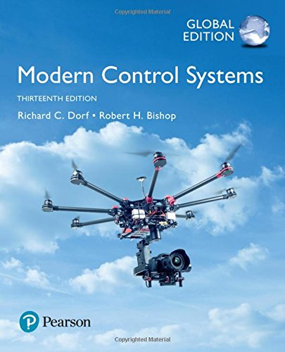 Modern Control Systems, Global Edition por Richard C. Dorf