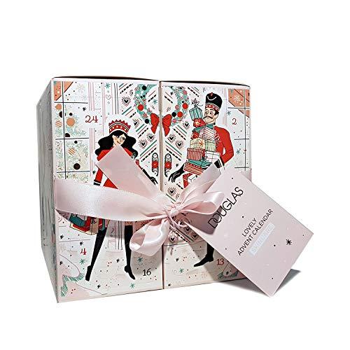 Douglas - Adventskalender 2018 - Advent Calendar - Würfel - Rosa - Pink - Skin Care - Beauty - Kosmetik - Limitiert