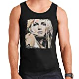 Sidney Maurer Original Portrait of Britney Spears Men's Vest