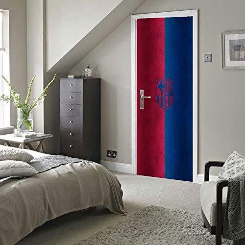 am Flagge Tür Wandaufkleber Schlafzimmer Wohnkultur Poster Pvc Wasserdichte Tür Aufkleber 77X200 Cm ()