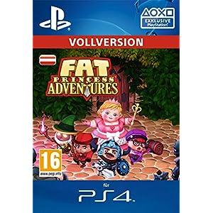 Fat Princess Adventures [Vollversion] [PSN Code – österreichisches Konto]