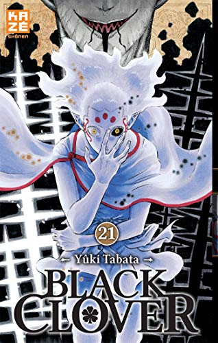 Black Clover Edition simple Tome 21