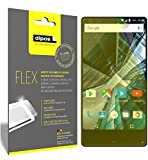 dipos I 3x Screen Protector for Archos Sense 55 S - Covers