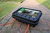 Dri-Box FL-1859-330 IP55 Weatherproof Box, Black, Large Bild 7