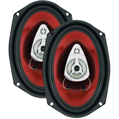 BOSS AUDIO CH6930 Chaos Series Speakers (6'' x 9'', 400 Watts) 400w Chaos