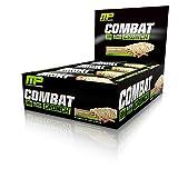 Die besten Muscle Pharm Aminosäuren - MusclePharm Combat Crunch Bars (12x63g) Cinnamon Twist, 756 Bewertungen