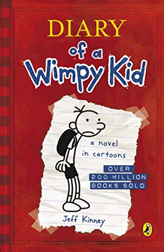 Diary Of A Wimpy Kid (Book