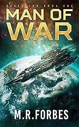 Man of War (Rebellion Book 1)