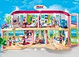 PLAYMOBIL 5265 - Großes Ferienhotel mit Einrichtung -