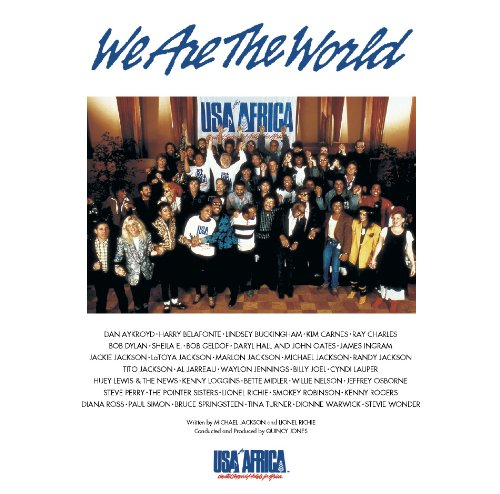 We Are the World [Re-Issue]