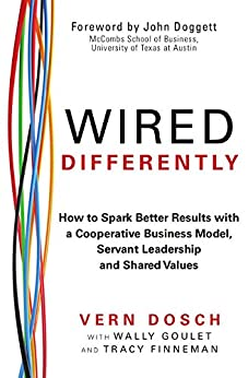 Wired Differently by [Dosch, Vern, Goulet, Wally, Finneman, Tracy]