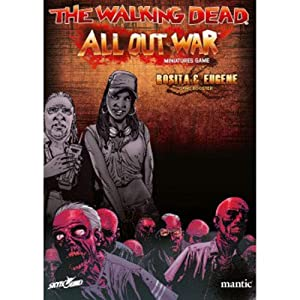 2 Tomatoes Games- The Walking Dead - Booster Rosita y Eugene, (5060469663043)