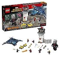LEGO Super Heroes 76051: Captain America Civil War Super Hero Airport Battle