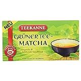 Teekanne Grüner Tee Matcha