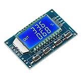 Droking Pantalla LCD Medidor de frecuencia PWM 1Hz-150kHz Relación de Servicio Ajustable 0~100% Generador de señal de Onda Rectangular de Onda Cuadrada