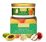 Fruits frais de crème de massage avec Apple, Orange, Papaye & Kokum Beurre–Tout Naturel–Paraban gratuit–Sulfate gratuit–Unisexe–Bon pour tous les types de peau 150g/m²
