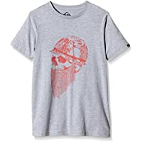 Quiksilver Born To Surf B Tees Camiseta, Niño