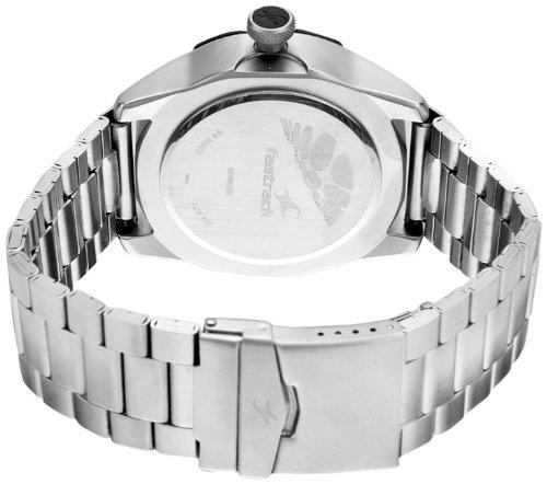 51JWpbujwkL - 3099SM01 Fastrack Economy 2013 Silver Mens watch