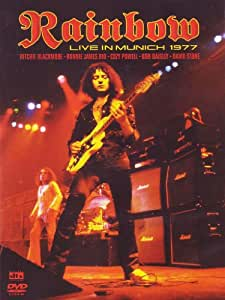 Rainbow - Live In Munich 1977 [Import anglais]