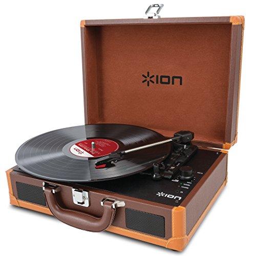 ion-audio-vinyl-motion-deluxe-giradischi-e-convertitore-vintage-portatile-senza-bluetooth-forma-di-v