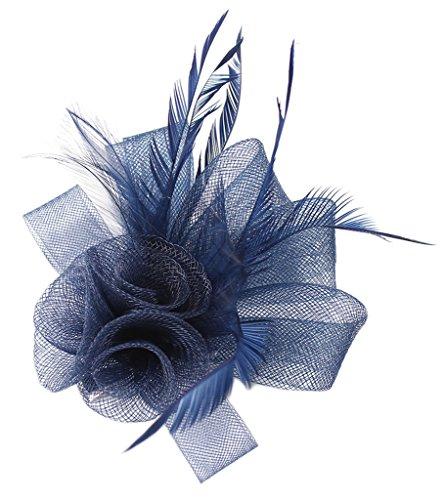 la-vogue-decoracion-clip-de-pelo-para-mujer-de-pluma-tipo-4-azul-oscuro