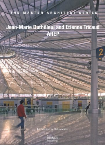 Jean-Marie Duthilleul (Master Architect (Unnumbered)) by Images Publishing Group (2009) Hardcover