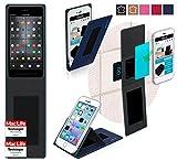 reboon Hülle für Smartisan T2 Tasche Cover Case Bumper | Blau | Testsieger