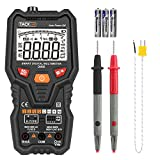 Tacklife DM06 Premium Digital Multimeter Vollautomatisches Multimeter mit 6000 Counts...